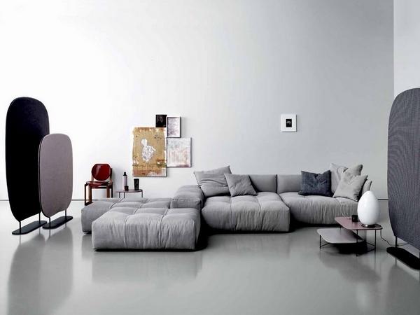 灰色沙发—热门家居趋势