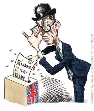 岛国奇民 关于英国人的古怪奇闻