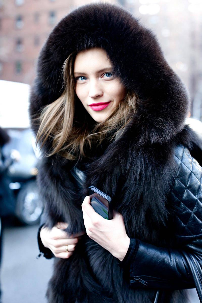 冬季有型 要懂时尚穿搭