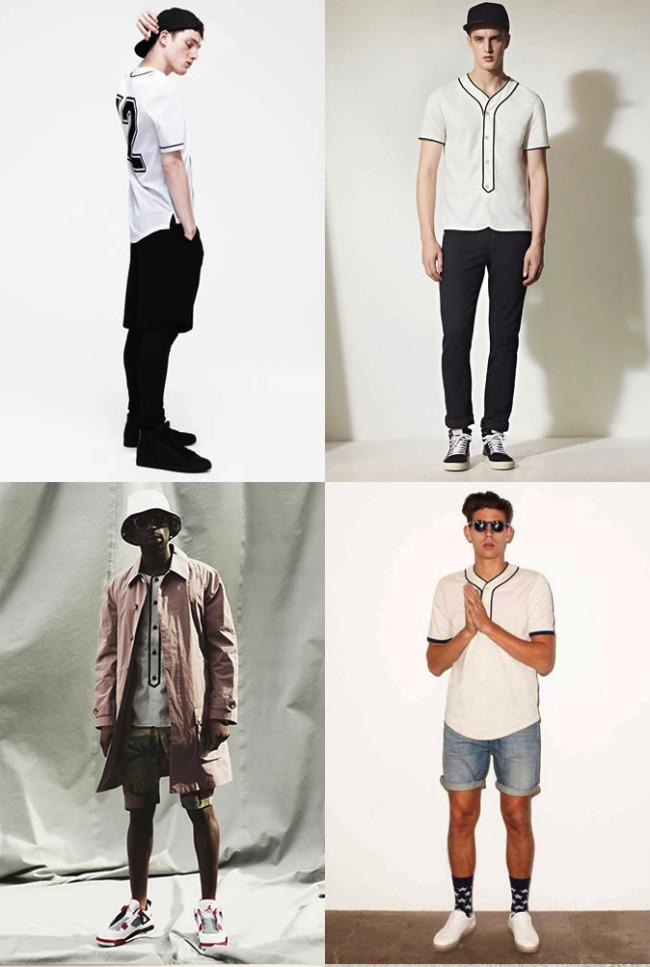 夏天清凉系列 三款上衣新选择