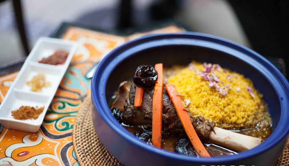 中东美食印象:Kazbah不止有烤肉