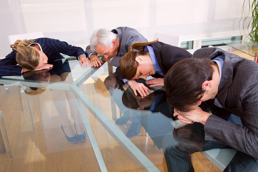 虚拟会议:抛开会议桌子,让会议更有成效