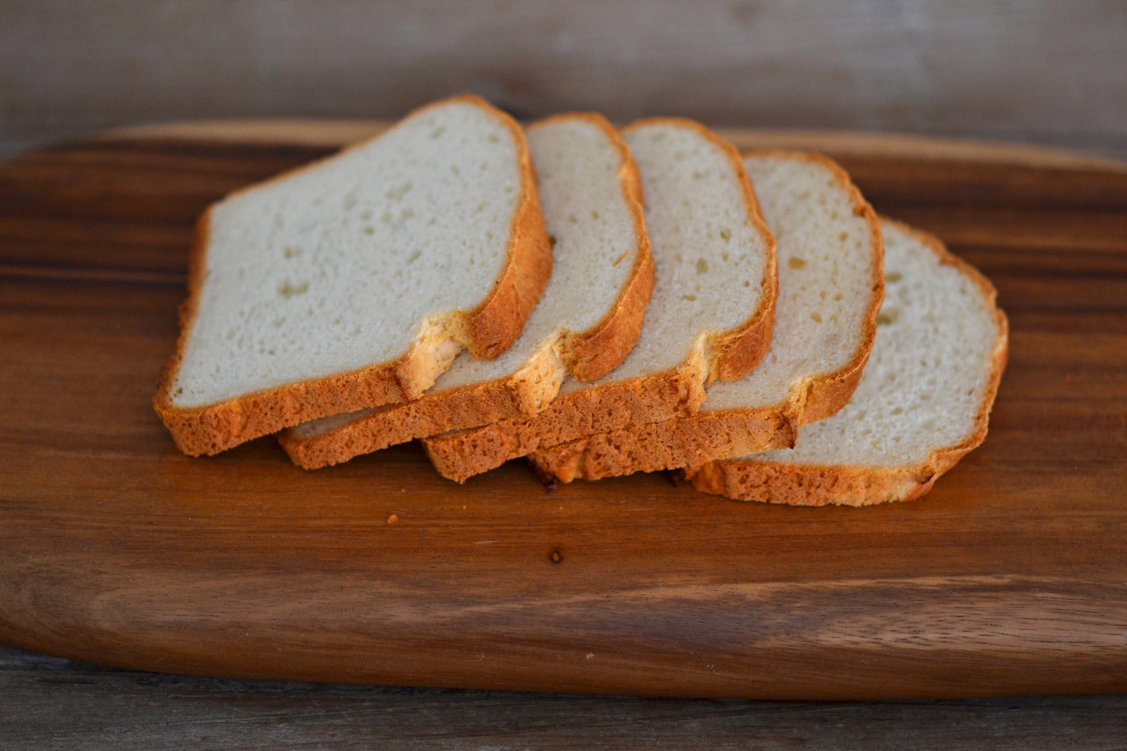 八款美味面包 助你塑造好身材