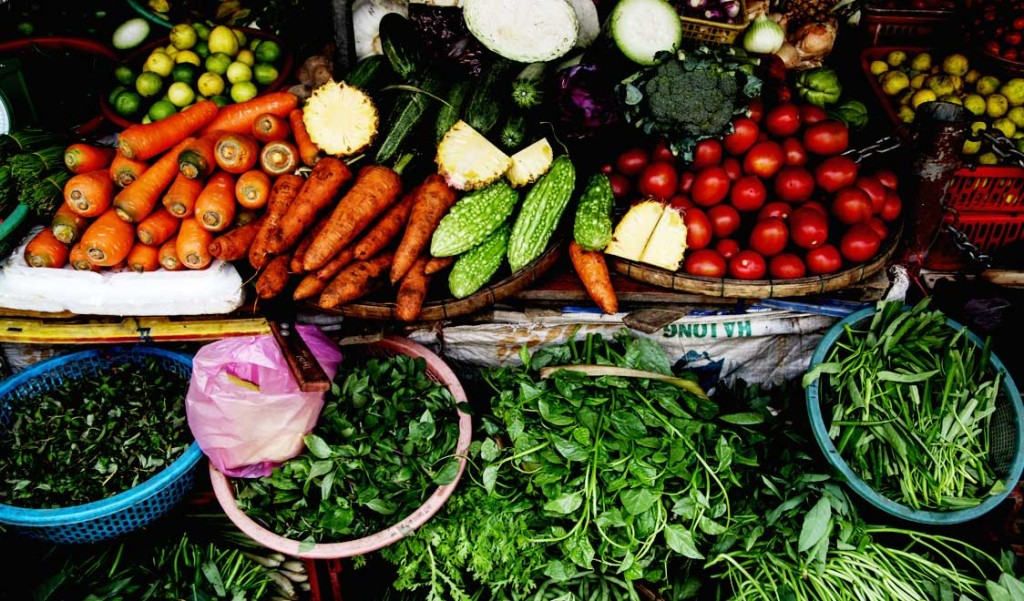 梭罗人气美食 逛遍亚洲市场