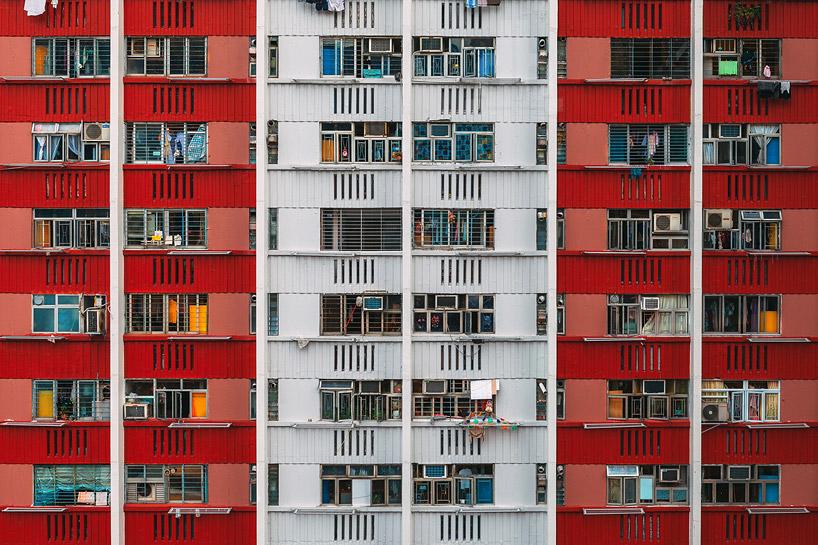 建筑温度:镜头下的香港公屋