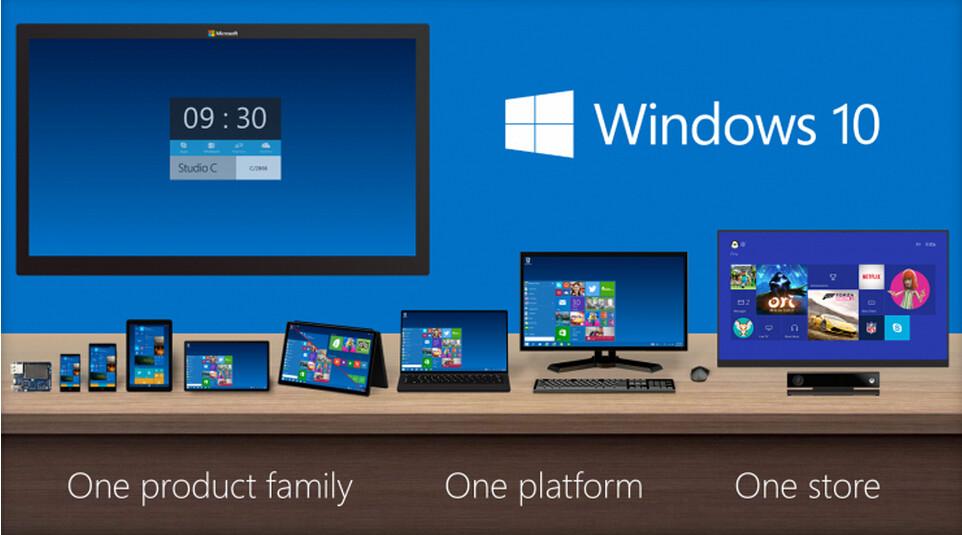 从Windows 10看  微软的回归与前进