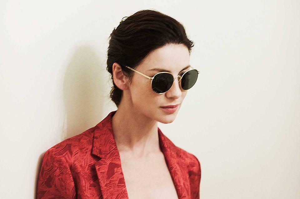 玩味新视野:英国指标眼镜品牌Linda Farrow