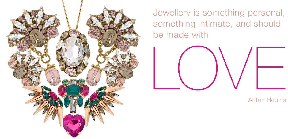 现代复古珠宝品牌 源于祖母梳妆台