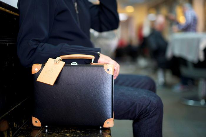 Sock Club London x Globe-Trotter 闻所未闻的袜子行李箱