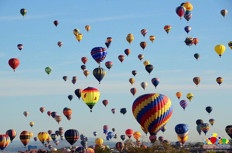来自世界各地的热气球嘉年华(上)