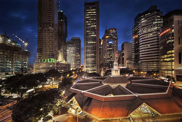 新加坡智慧城市来势汹汹,打造世上第一座智慧城市