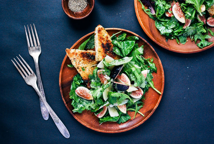 美味教程:3 道健康创意沙拉