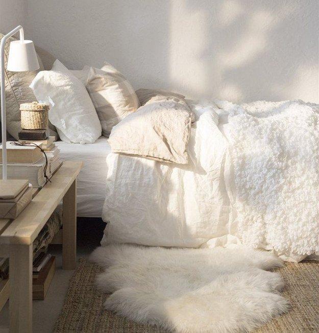 10个床铺布置小技巧 让你从此有了赖床的理由