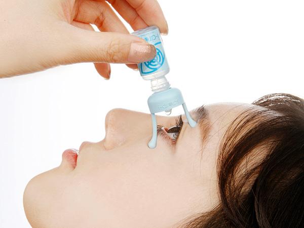 """""""手抖症""""患者福音:i-drop眼药水支架"""