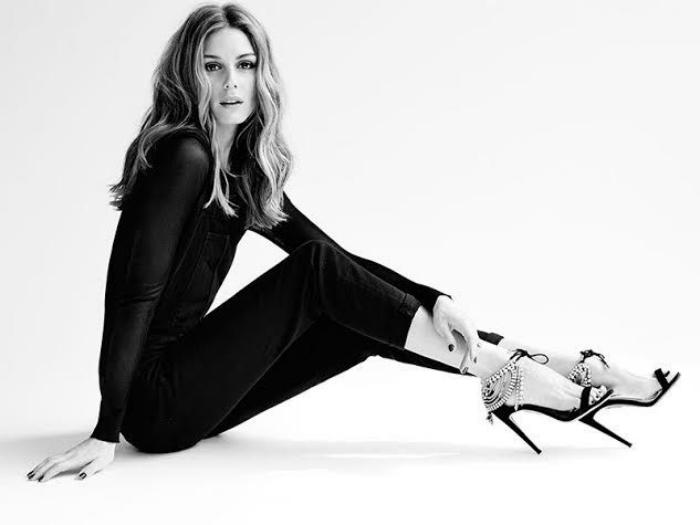 时尚名媛OLIVIA PALERMO的高跟鞋穿搭术