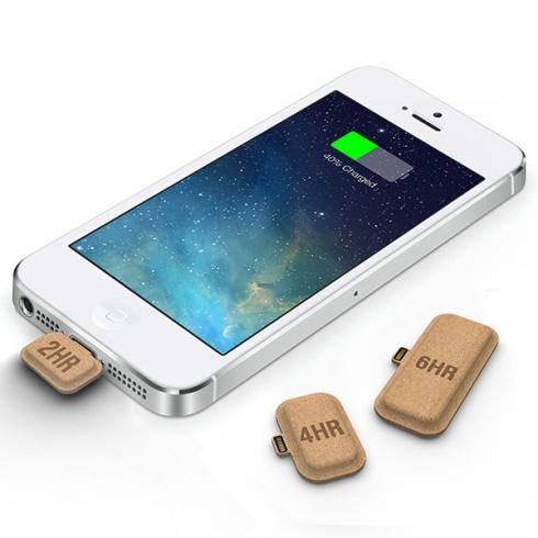 Mini Power 比电池还小的充电宝