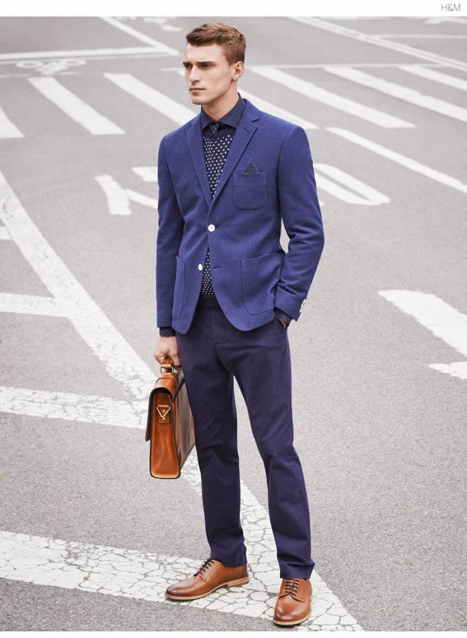 型男穿搭示例 超模Clément Chabernaud12款帅气搭配