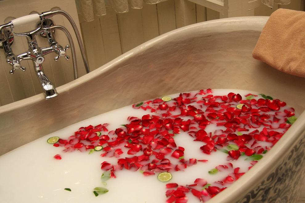 冬季暖身泡澡 享受美好SPA时光