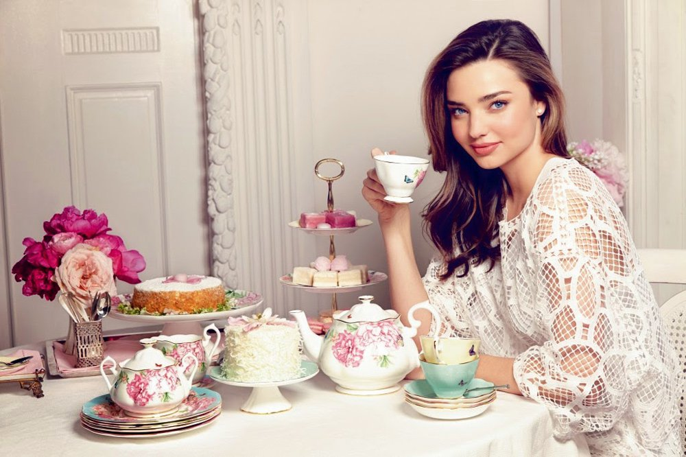 下午茶也能减肥?给你一个喝下午茶的理由!