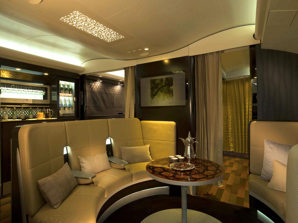 世界上最贵八大头等舱都是什么样?