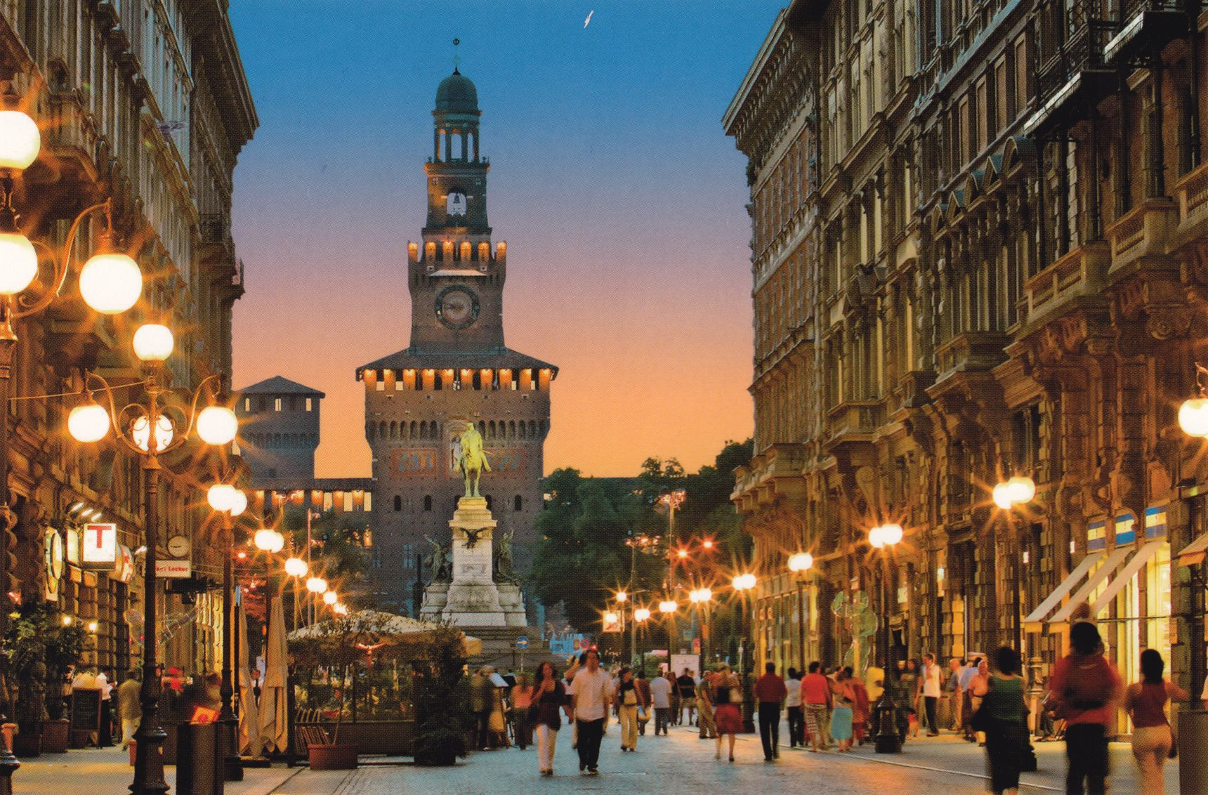 新贵私享家专属 从科莫到米兰的奢华购物之旅