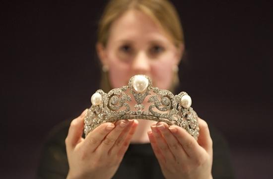珍珠美人 | 皇室贵族的专属珠宝