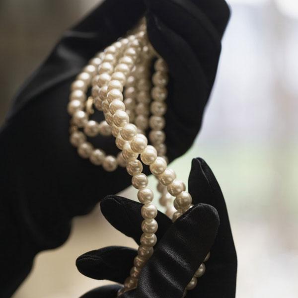 珍珠美人 | 关于珍珠的日常保养方法