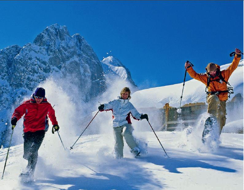 爱旅游 | 瑞士格施塔德 尽享滑雪之乐