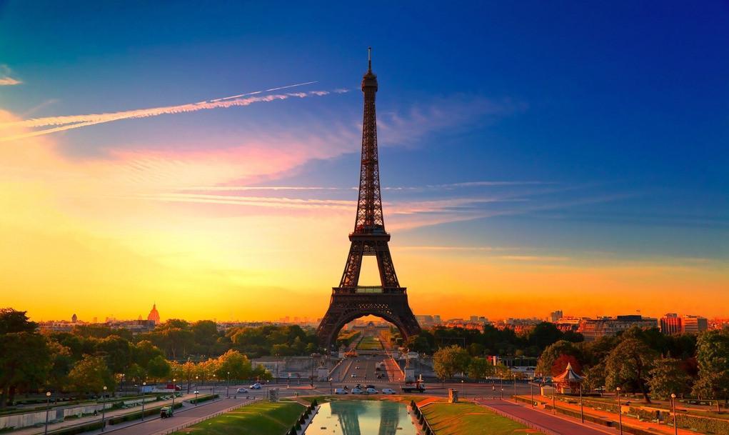 爱旅游 | 恋上巴黎的风情万种