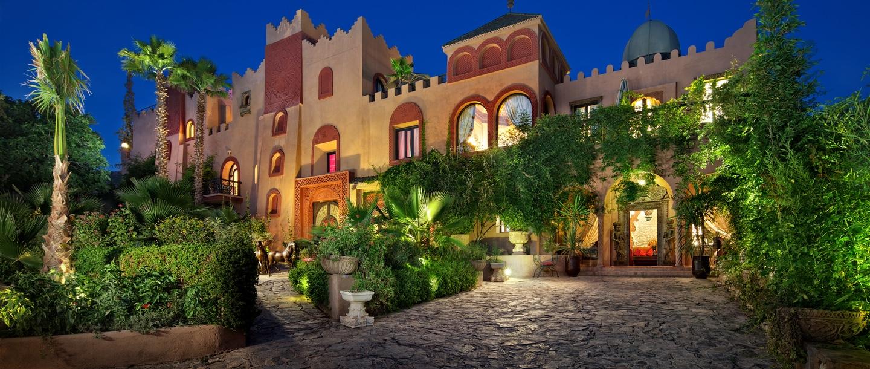 爱旅游 | 塔马多特堡:Sir Richard Branson 的摩洛哥隐居圣地
