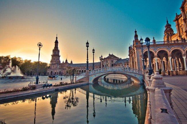 爱旅游 | 2015最值得一去的欧洲风情城市