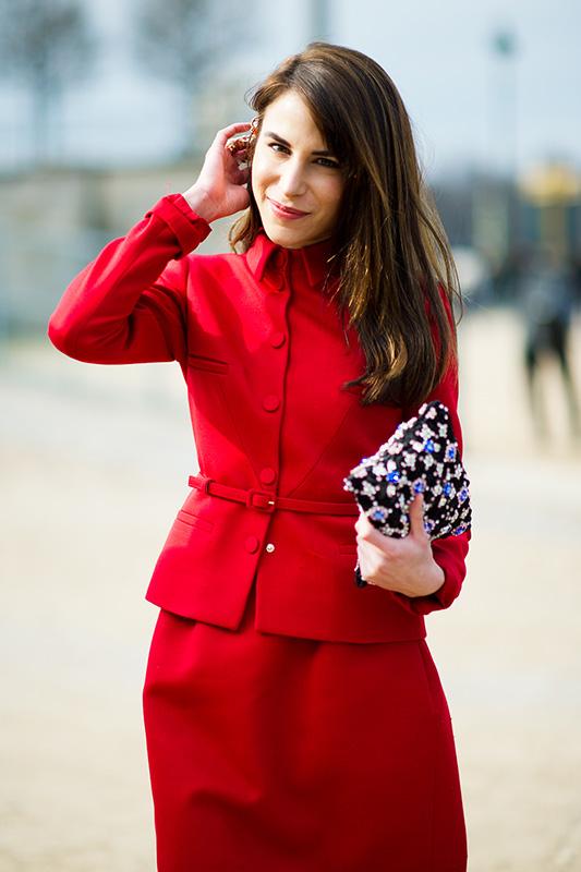 宝贝说 | 冬日鲜红穿搭 新年红火火