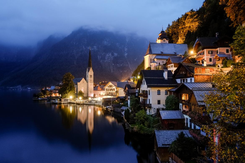 爱旅游 | 奥地利诗意小镇 Hallstatt