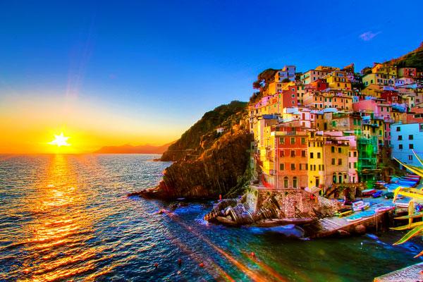 爱旅游 | 最富迷人色彩的童话小镇