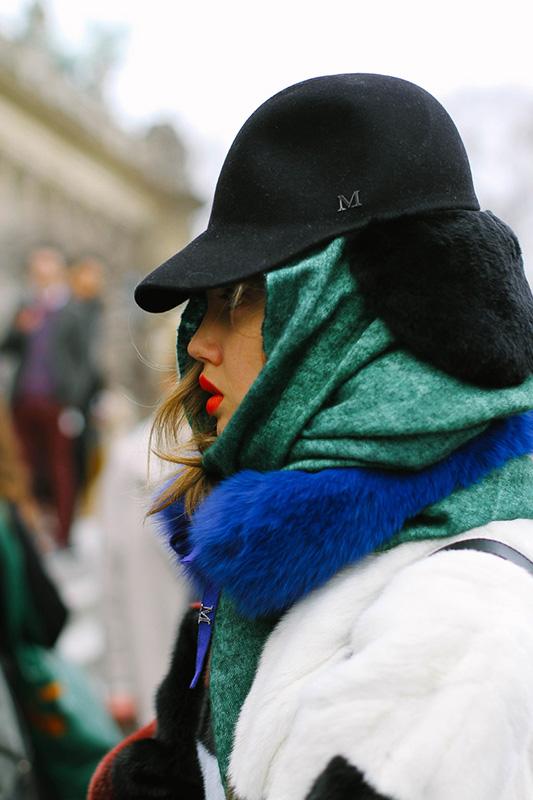 宝贝说   2015巴黎高定时装周精彩街拍