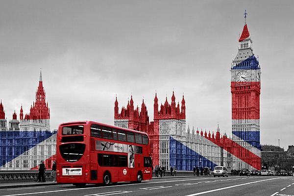 爱旅游 | 伦敦印象:那一抹看不厌的红