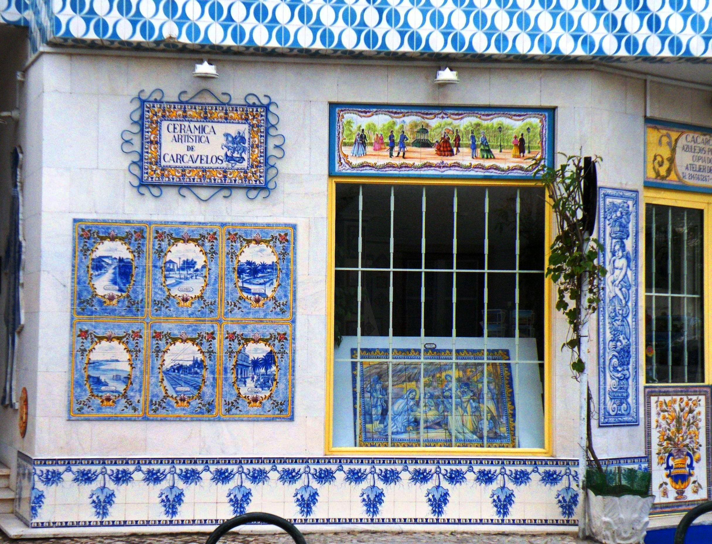 爱旅游 | 有一种蓝叫葡萄牙