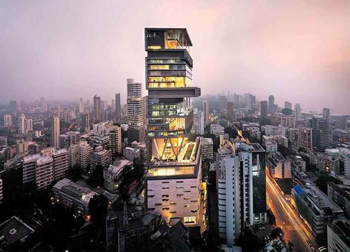 TOP 5 世界五大顶级豪宅