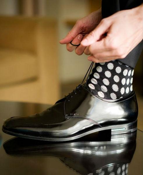 SOCKS MATCH ! 袜子穿出时髦感