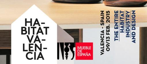 2015瓦伦西亚国际家具展 时尚与设计的火花四射
