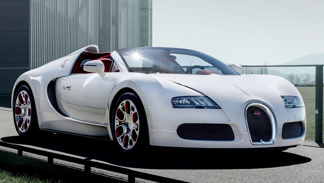Top 10 Bugatti Veyron 最酷的顶级超跑