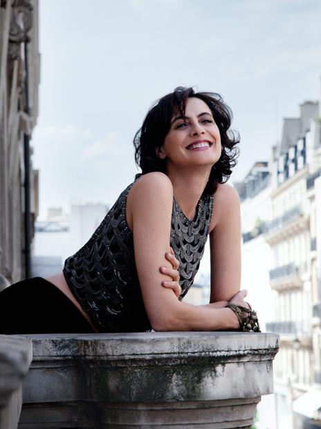 巴黎最时髦的女人 Inès de la Fressange