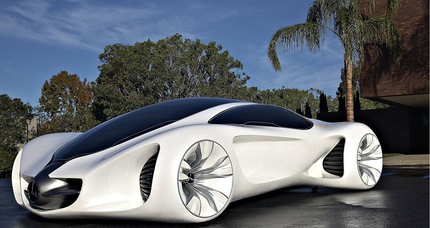 TOP10 最具未来感的汽车