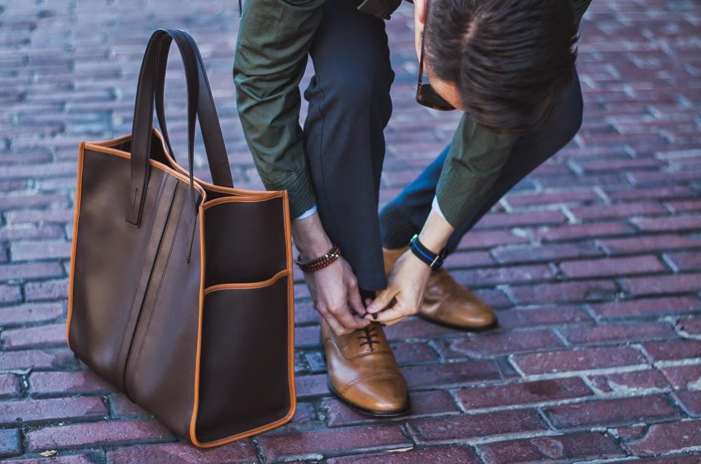 绅士必备 优雅雕花鞋