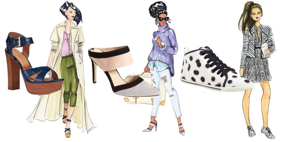 时尚女魔头的18个Fashion Tips
