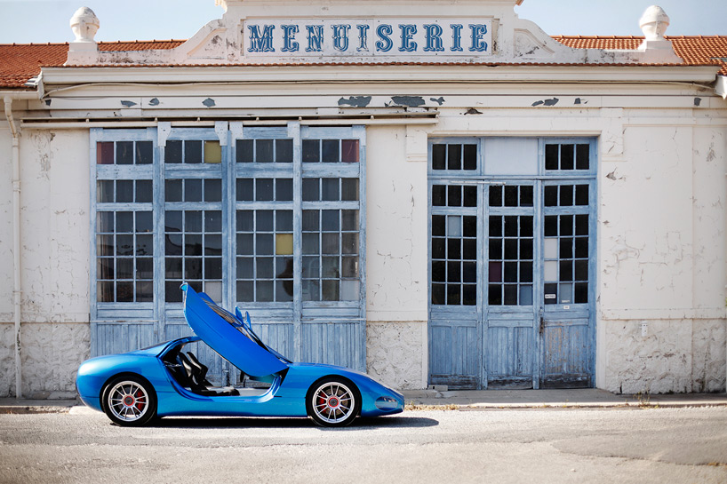 電動概念跑車toroidion MW1豪華亮相2015摩納哥頂級私人物品展
