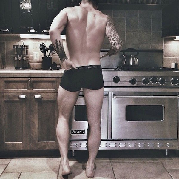 会做饭的男人最性感 有图为证
