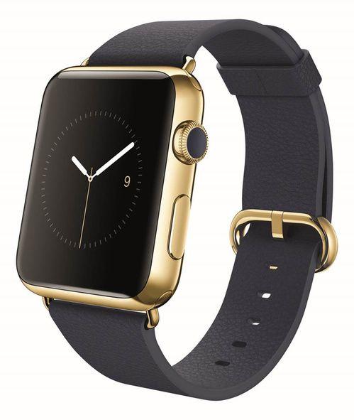 Apple Watch 还不够格?6 款你没见过的「真 · 奢侈」智能腕表