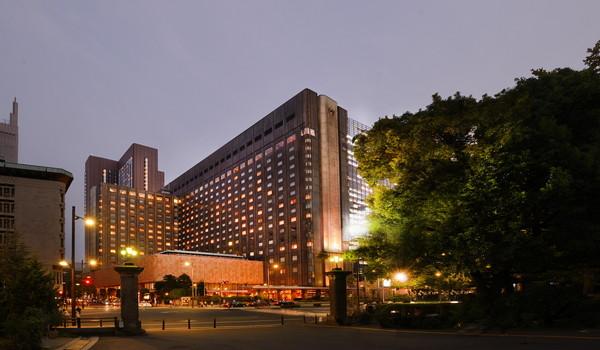 Top 10 东京奢华酒店