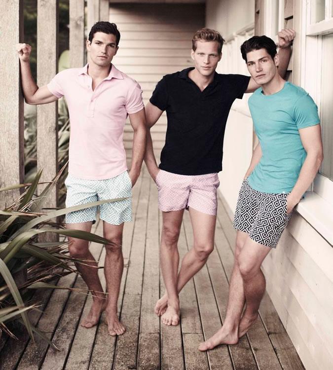 型男搭配 | 选对短裤有型过夏天